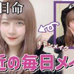 【毎日メイク】ほぼプチプラコスメ!高3現役アイドルの毎日メイク!【ブラウンメイク】