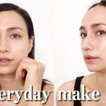 【毎日メイク】モデル佐田真由美のマスクをしても崩れない最新版毎日メイク【さだまゆTV】