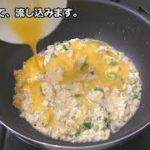 豆腐と卵のダイエット料理 簡単炒め 手抜き料理