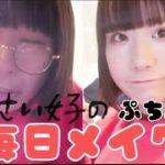 【永遠の17歳】鶴ハルナのプチプラ毎日メイク💄CEZANNE,キャンメイク,,,