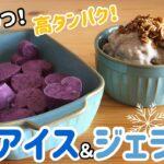 【材料3つ】混ぜるだけ!簡単ダイエットアイスクリーム&ジェラートの作り方|オイコスアレンジレシピ