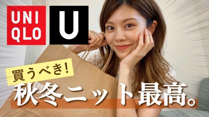 【ユニクロ購入品】秋冬ニットが最高すぎた。お得に買う方法も!UNIQLO 2021新作
