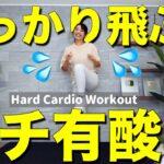 【ガチ有酸素8分】ジャンプあり!!しっかり燃やしたい人向けの全身汗だく有酸素運動【ダイエット】